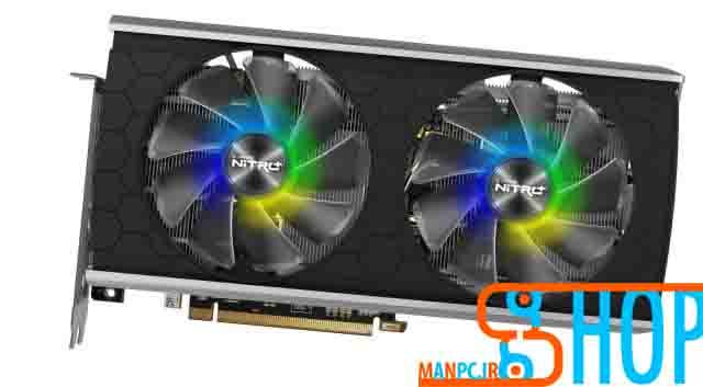 Rx550Xt-8GB-DDR6 Manpc.ir قیمت